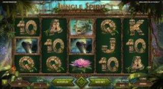 Jungle Spirit Call of the Wild Spelautomat