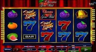 cherries gone wild slot