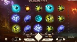 elements The Awakening slot