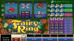 Fairy Ring Spelautomat