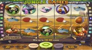 jungle games slot
