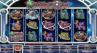 space botz slot