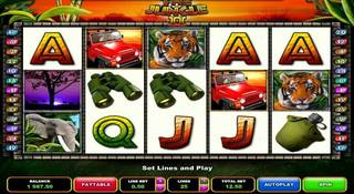 the jungle ll slot