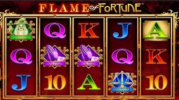 Flame of Fortune Spelautomat