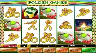 Golden Spel