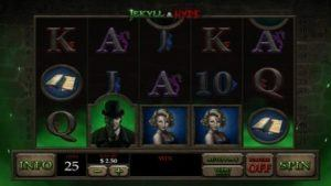 Jekyll and Hyde Playtech