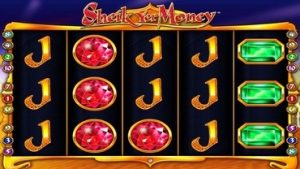 Sheik Yer Money Spelautomat