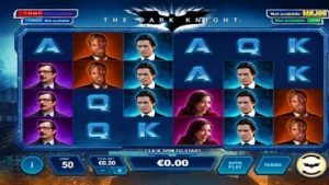 dark knights slot