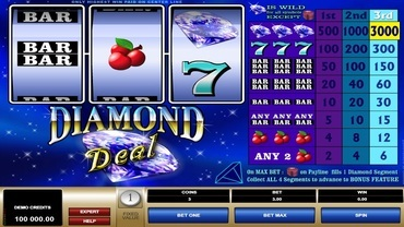 diamond deal slot