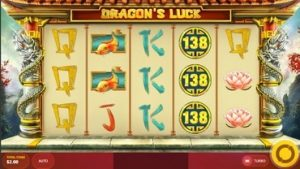Dragons Luck Spelautomat