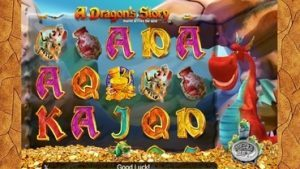 dragons story slot