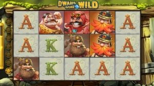 dwarvs gone wild slot