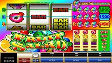 fruit salad slot