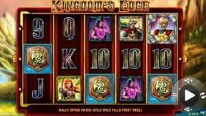 Kingdom's Edge Spelautomat