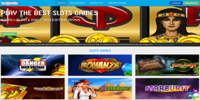 ▷ Spel på Lady Lucks Online Casino