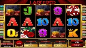 ladyinred slot
