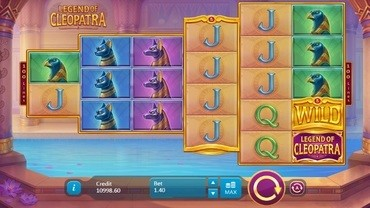 legend of cleopatra slots