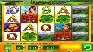 leprechauns gold slot