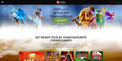 ▷ Spel Now på Mansion Online Casino