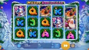merry christmas slot