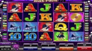 rat pack slot