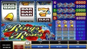 rings and roses slot