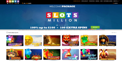 ▷ Spel på Spelautomater Million Online Casino Now!