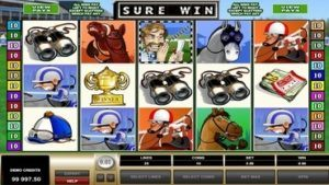 sure win slot