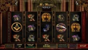 vinci gold slot