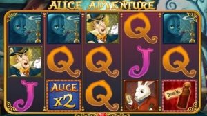 Alice Adventure Spelautomat