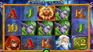 Crystal Clans Spelautomat