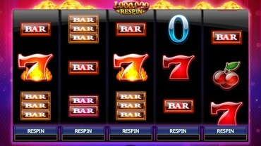 Million Coins Respin Spelautomat