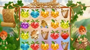 Rainbow Wilds Spelautomat