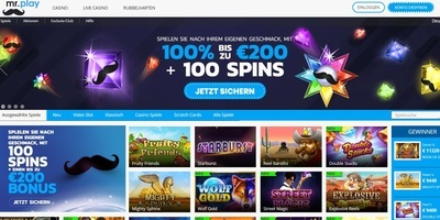 ▷ Mr. Play Online Casino Sweden