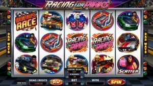 racing för pinks slot