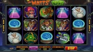watts up slot