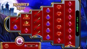 knights keep slot Spelautomat