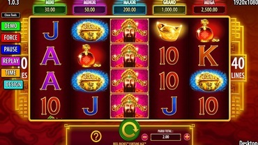 reel riches fortune age slot