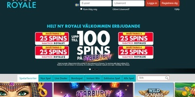 ▷ Spins Royale Online Casino