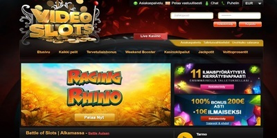 ▷ Video Slots Online Casino Now!