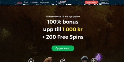 ▷ CasinoPOP Online Casino