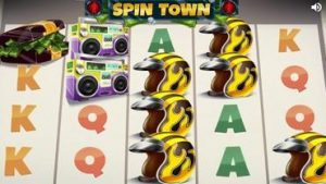 Spin Town SE
