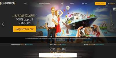 ▷ Casino Cruise Online Casino!