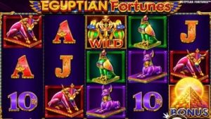 Egyptian Fortunes SE