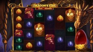 Dragons Fire Megaways SE